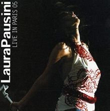 Laura Pausini - Live in Paris 05 (2005) [Tracklist]