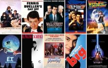 Songs of Movies of the 80's