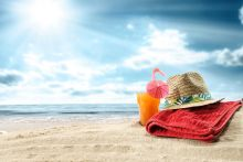 Songs about summer and holidays
