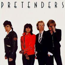 "The Pretenders 🇬🇧 – 01 – ""Pretenders"" (Album Tracklist)"