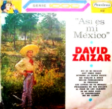David Záizar | Así es mi México (1964)