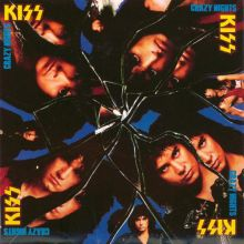 KISS | Crazy Nights (1987)