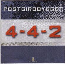 Postgirobygget 🇳🇴 – 04 – «4-4-2» (Album Tracklist)