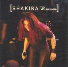 Shakira - MTV Unplugged (2000) [Tracklist]