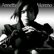 Annette Moreno | Revolucionar (2008) [Tracklist]