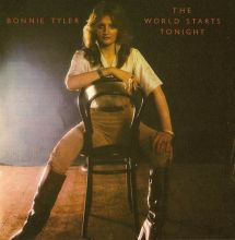 "Bonnie Tyler 🇬🇧 – 01 – ""The World Starts Tonight"" (Album Tracklist)"