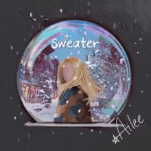 Ailee || Sweater
