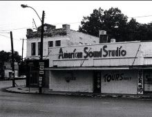 Artists Who Recorded at American Sound Studio