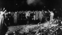 Verbrannte Bücher, verstummte Stimmen