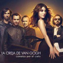 La Oreja De Van Gogh - Cometas Por El Cielo (2011) [Tracklist]