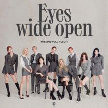 TWICE – Eyes Wide Open