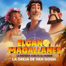 La Oreja De Van Gogh - Elcano y Magallanes, La Primera Vuelta al Mundo (OST) [2019] [Tracklist]