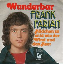 Bands and Musicians produced by Frank Farian