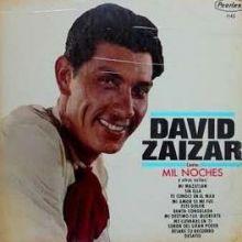 David Záizar | Mil noches (1966)
