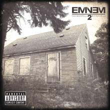 Eminem - The Marshall Mathers LP2 (2013) [Tracklist]