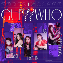 ITZY || GUESS WHO