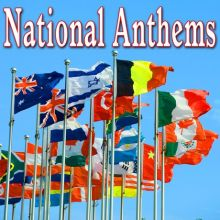 My favourite national anthems