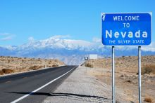 Songs about Nevada - the Silver State