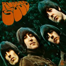Rubber Soul (1965) - The Beatles [Tracklist]