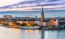 Songs about Stockholm