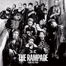 THE RAMPAGE from EXILE TRIBE - 100degress - EP