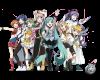 Vocaloid songtekst